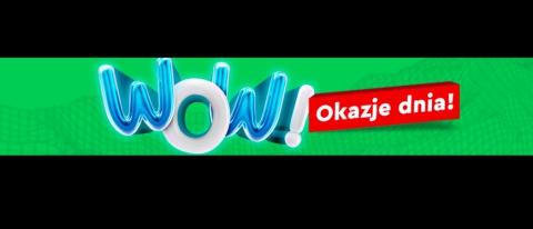 Promocja Wow! Okazje Dnia w Ole Ole - kup taniej wybrane AGD!