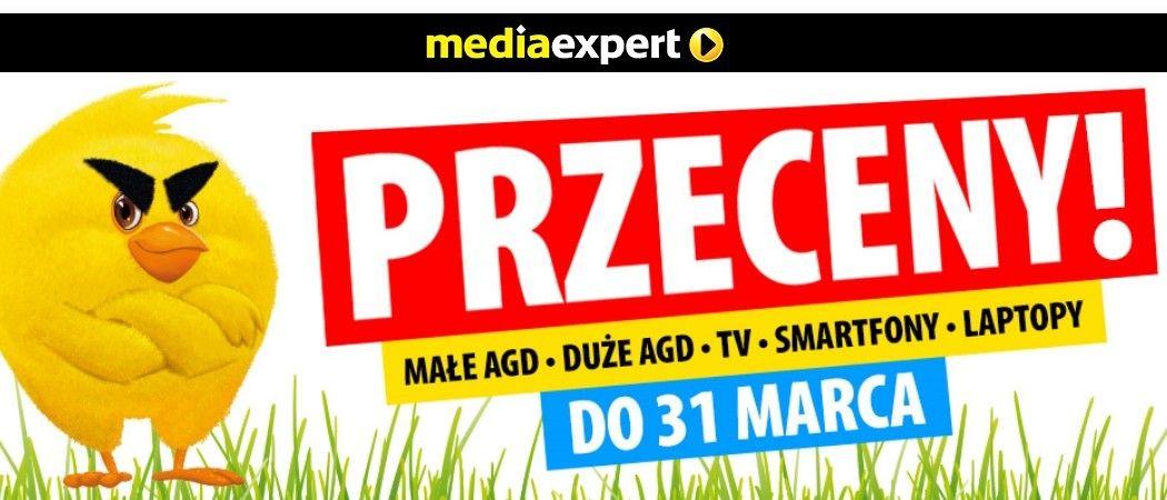 ad184f0e1d Przeceny na Wielkanoc - rabaty do 50% na AGD i drobne AGD w Media Expert!