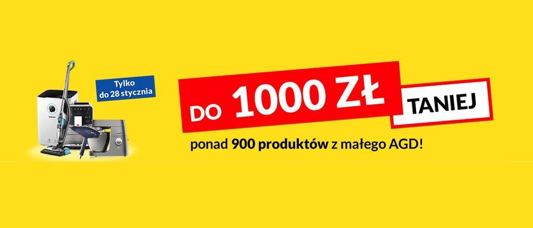 b7445e15c166b4 Promocja na małe AGD w RTV EUR AGD - kup promocyjny sprzęt nawet do 1000 zł  taniej!