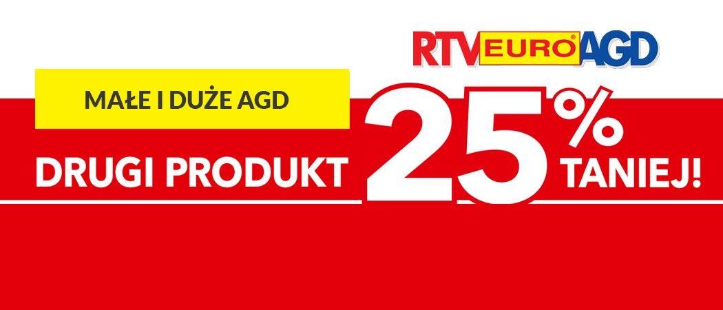 653a62ec259db8 Promocja na AGD w RTV EURO AGD - kup minimum 2 sprzęty, a na drugi  otrzymasz ...