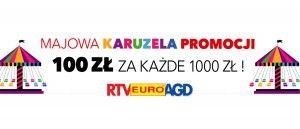 Karta podarunkowa na kolejne zakupy gratis do AGD w RTV EURO AGD! 4cab6608fab