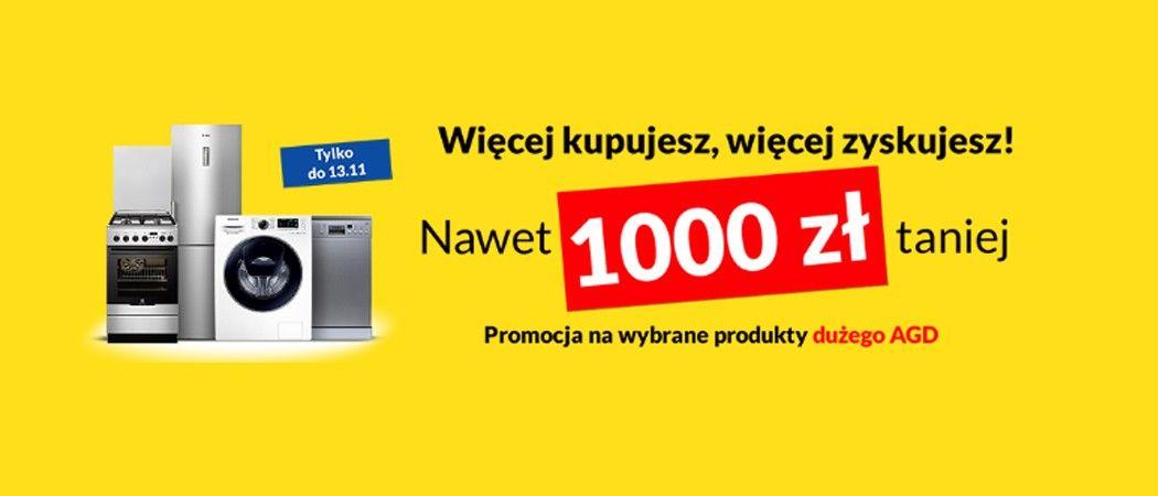 Promocja Na Agd W Rtv Euro Agd Kup Produkty Agd Z Rabatem