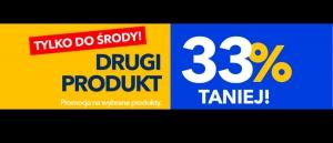 Promocja w Rtv Euro Agd - kup AGD i zyskaj 33% rabatu na drugi produkt!