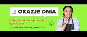 Promocja Okazje Dnia w Neonet - kup AGD taniej z kodem rabatowym!